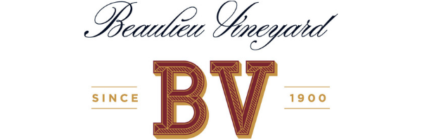 Beaulieu Vineyard Logo 600*200