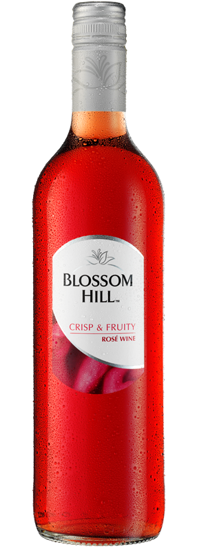 Blossom Hill Crsip and Fruity Rose