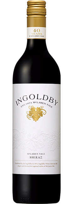 Ingoldby Shiraz Bottle