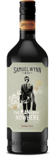Samuel Wynn & Co Bottle Shiraz