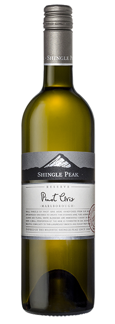 Shingle Peak Marlborough Reserve Pinot Gris