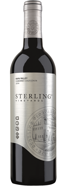 2014 Sterling Vineyards Cabernet Sauvignon