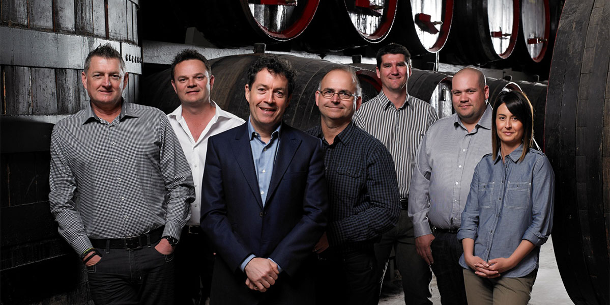 Penfolds Winemaking Team