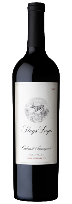 Stags Leap Bottle Shot