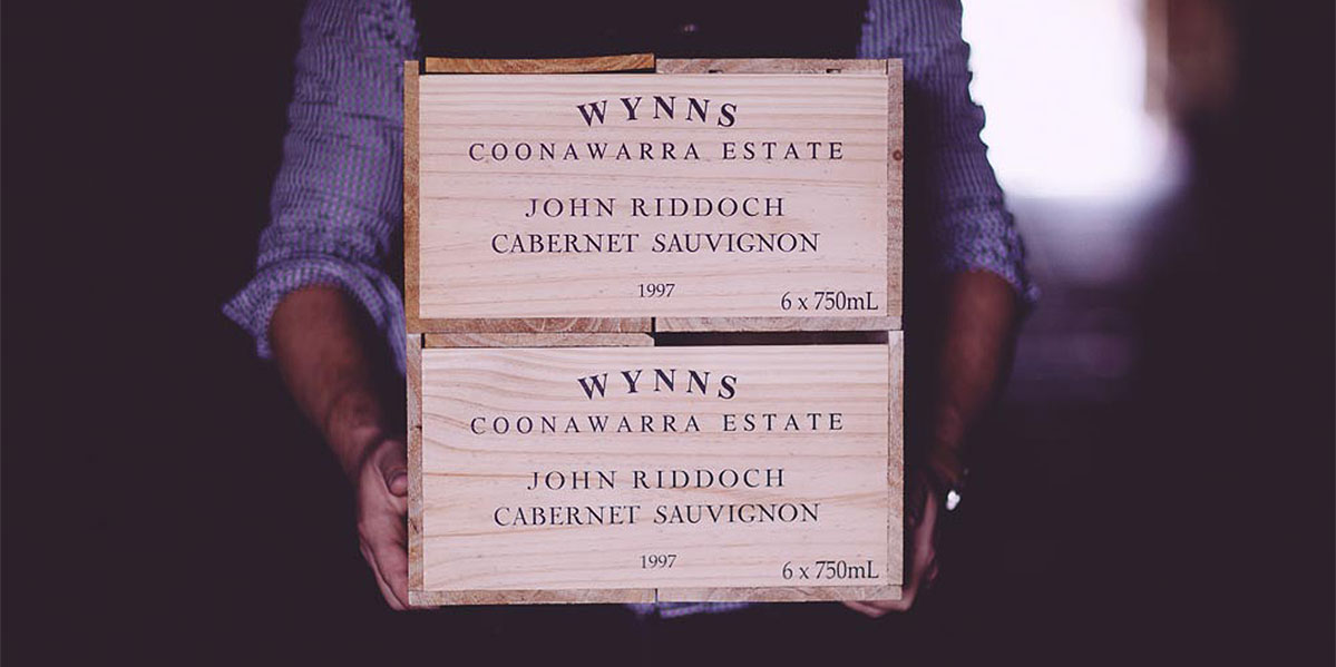 Wynns Wine Boxes