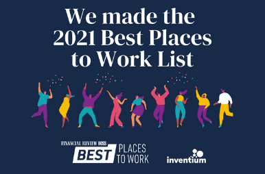 AFR Best Places to Work 2021