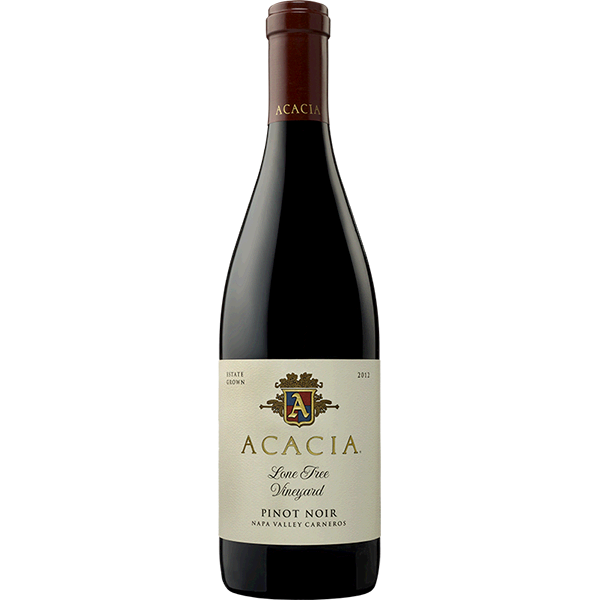 2012 Acacia Lone Tree Vineyard Pinot Noir Napa Valley 750ml Bottle