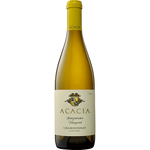 2013 Acacia Sangiacomo Vineyard Chardonnay Carneros 750ml Bottle