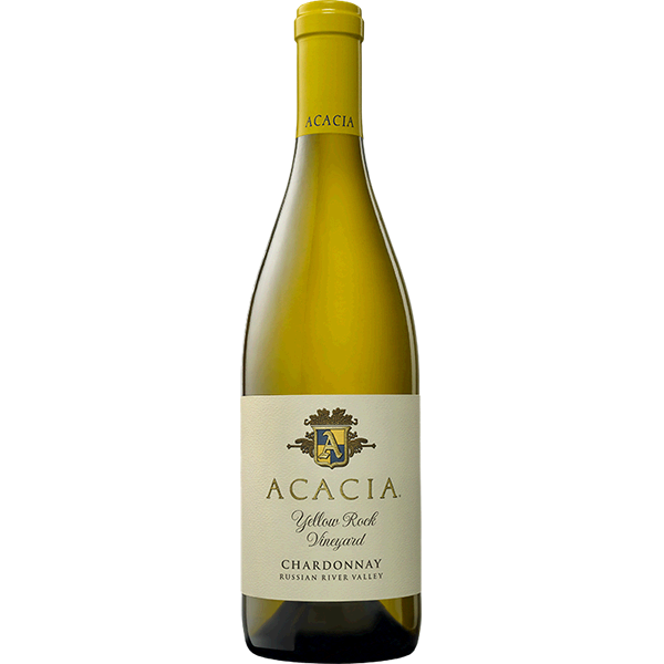 Acacia Yellow Rock Vineyard Chardonnay Russian River Valley 750ml Bottle