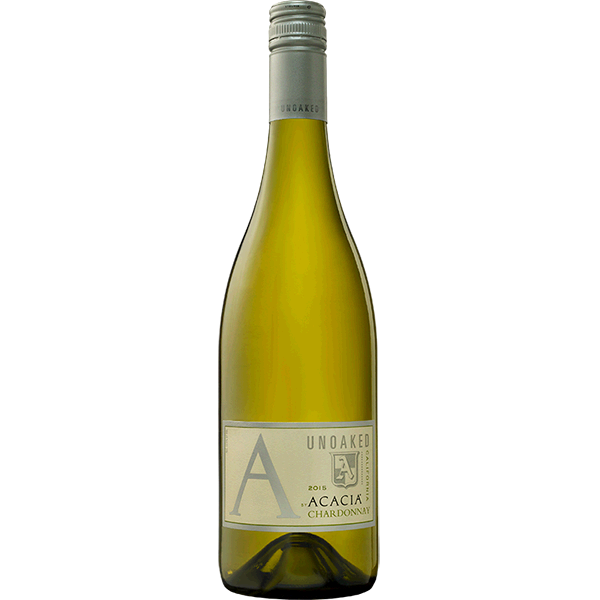 2016 A by Acacia Chardonnay Unoaked 750ml Bottle