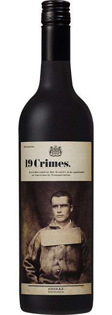 19 Crimes Bottle