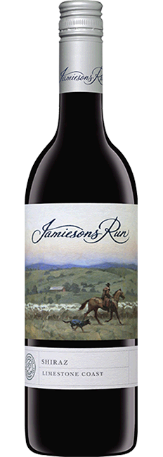 Jamieson Run Shiraz