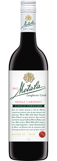 Metala Shiraz Cabernet