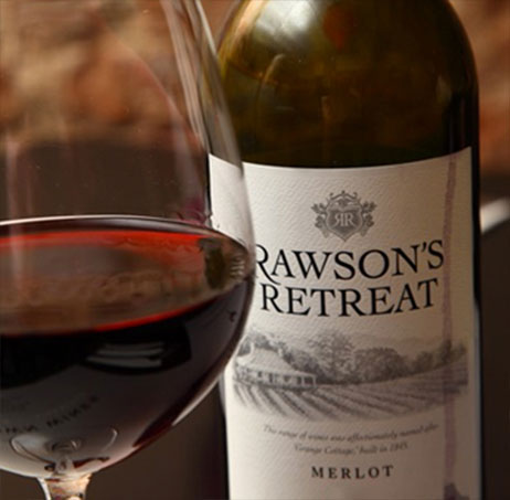 Rawsons Retreat bottle