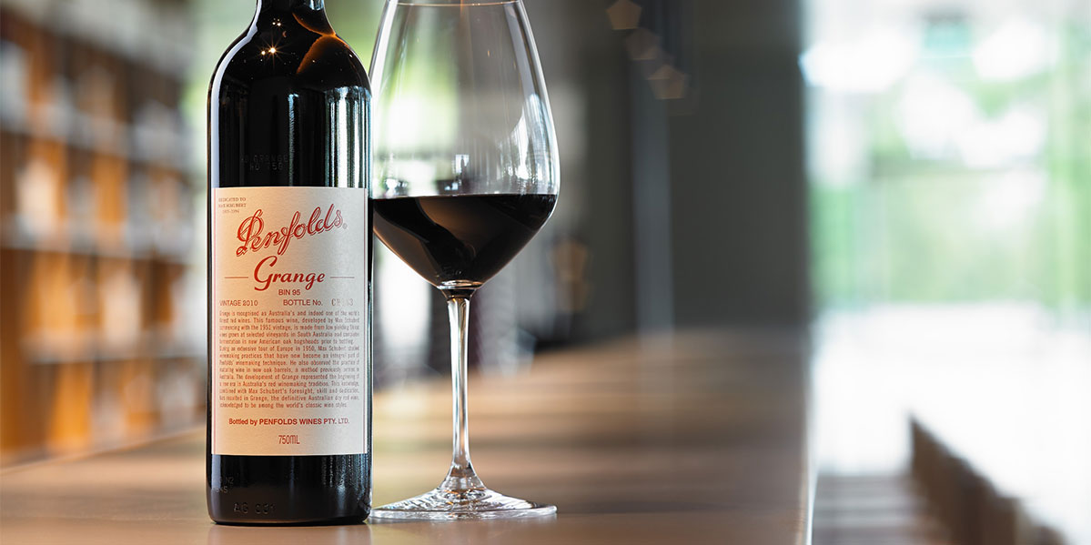 Penfolds Magill Estate Kitchen Grange by the glass