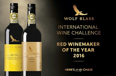 Wolf Blass Red Winemaker of the Year